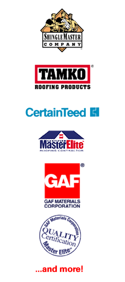 Roofing Manufacturers